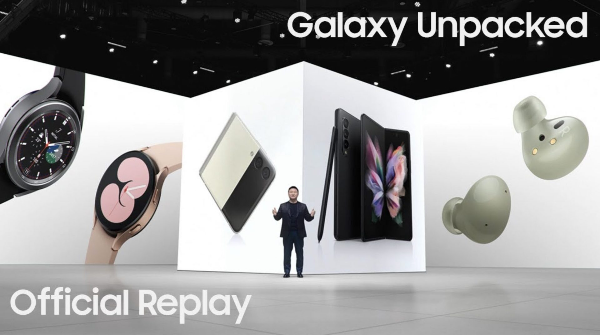 Galaxy Z Fold3   Z Flip3 5G: