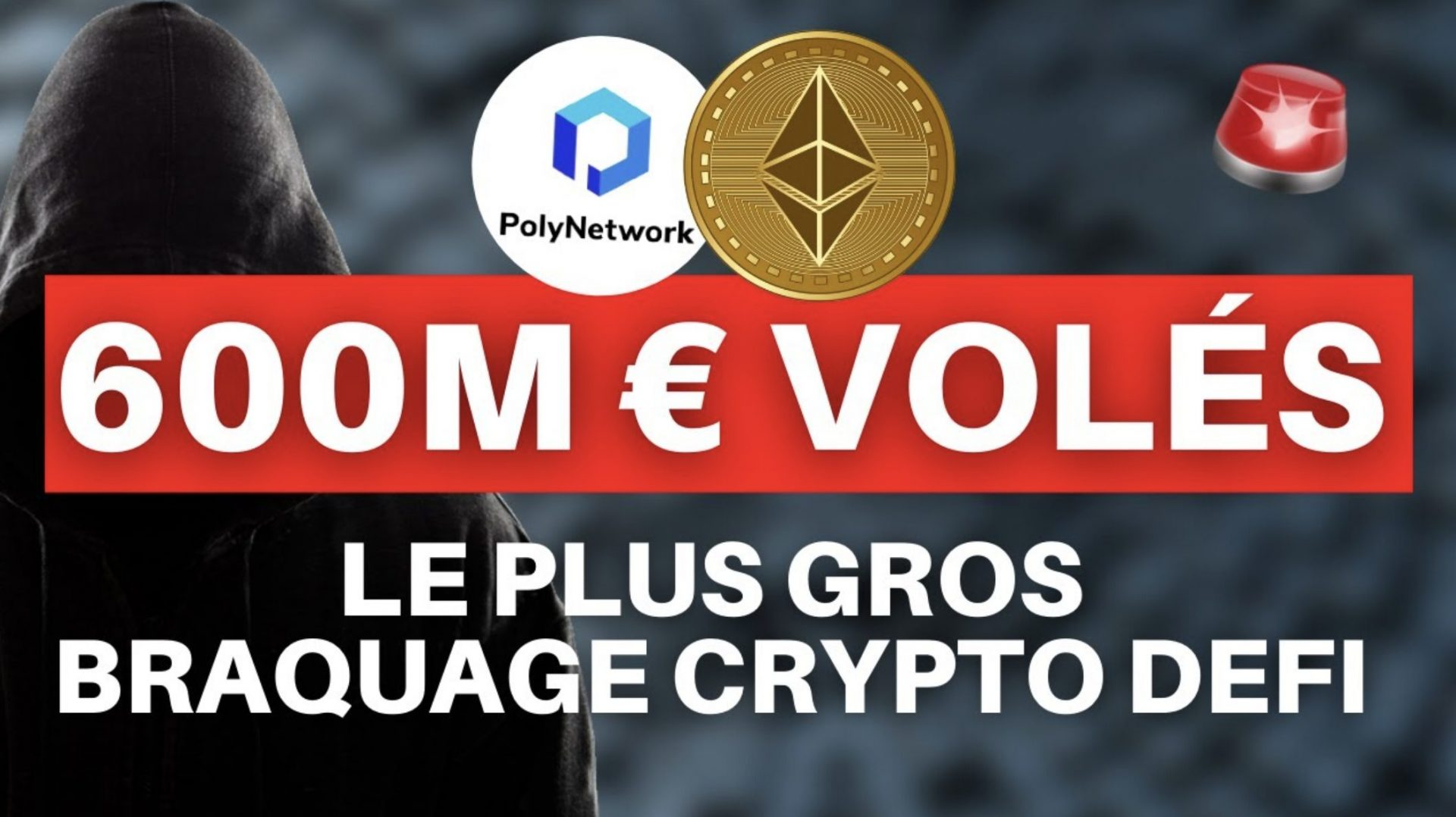 Le vol de Poly Network illustre la nature risquée du secteur des crypto-monnaies