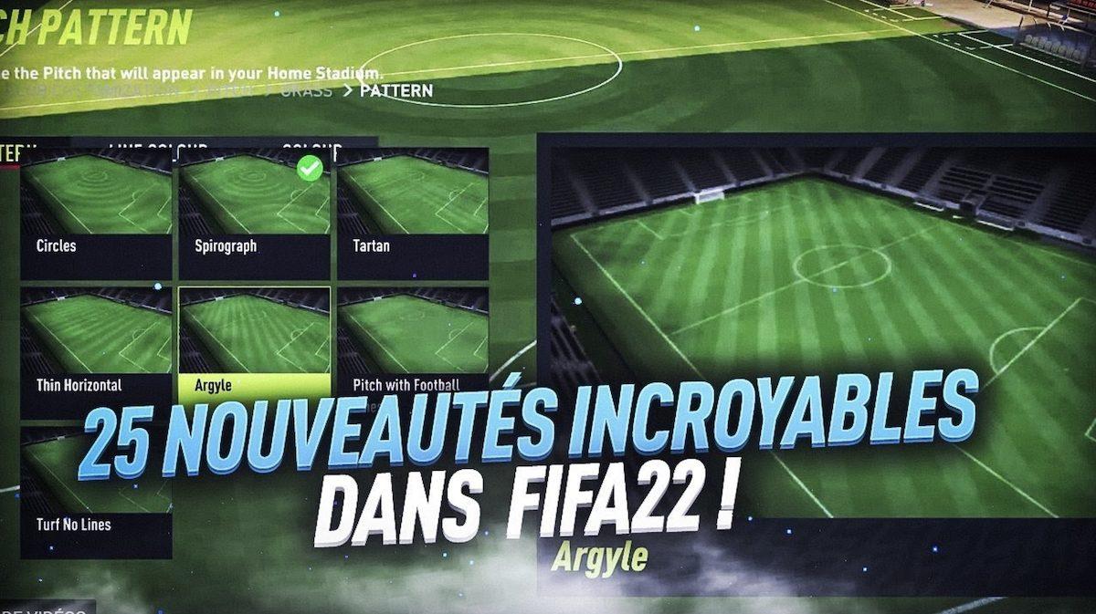 Fifa 22 modes bêta disponibles cette semaine !