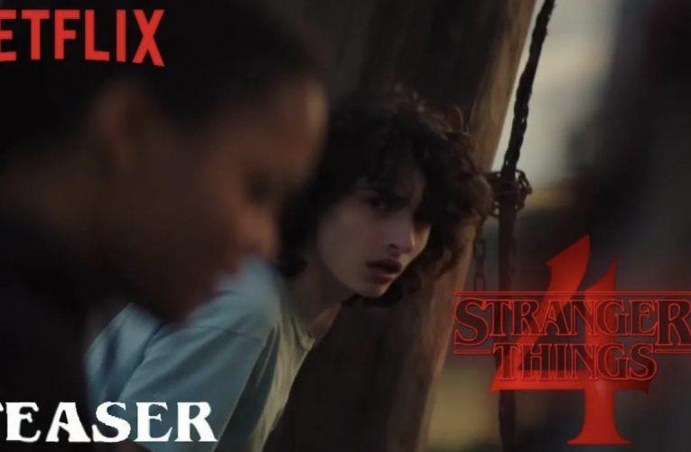 Stranger Things saison 4 : Shawn Levy et Natalia Dyer !