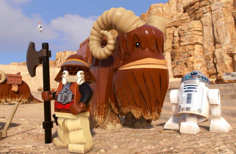 LEGO Star Wars : La Saga des Skywalker