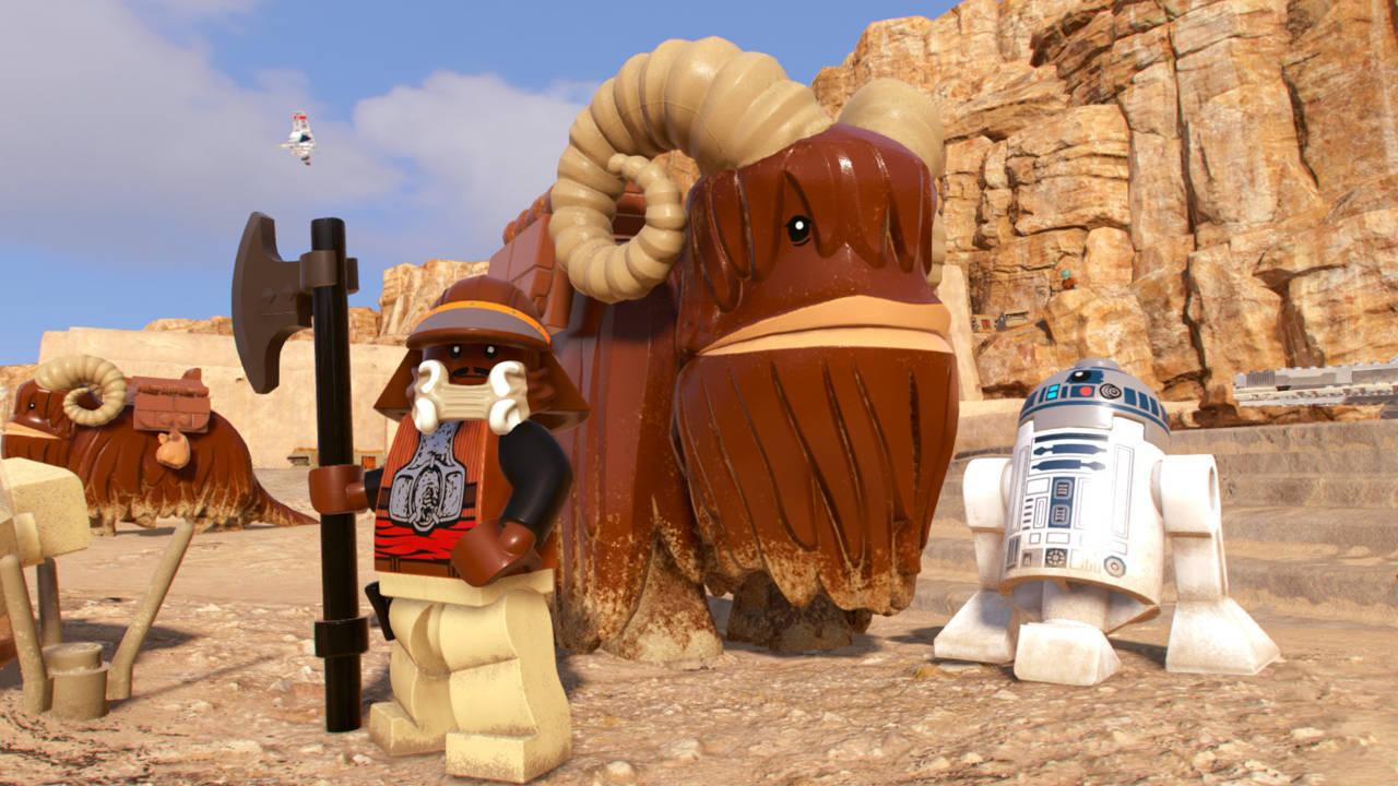 LEGO Star Wars The Skywalker Saga - R2-D2
