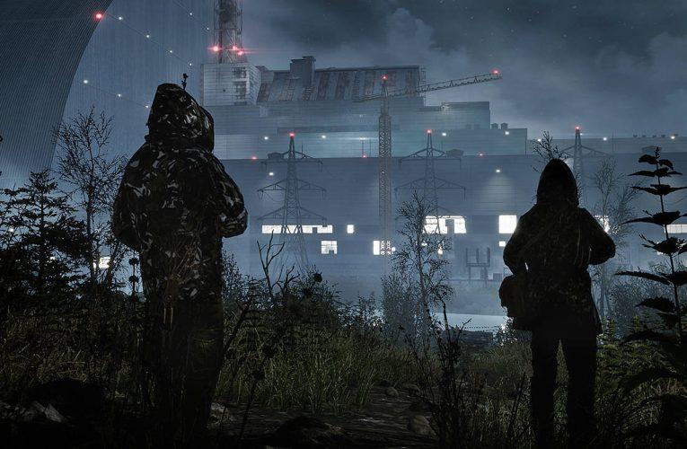 Report de Tchernobylite sur PS4 et Xbox One !