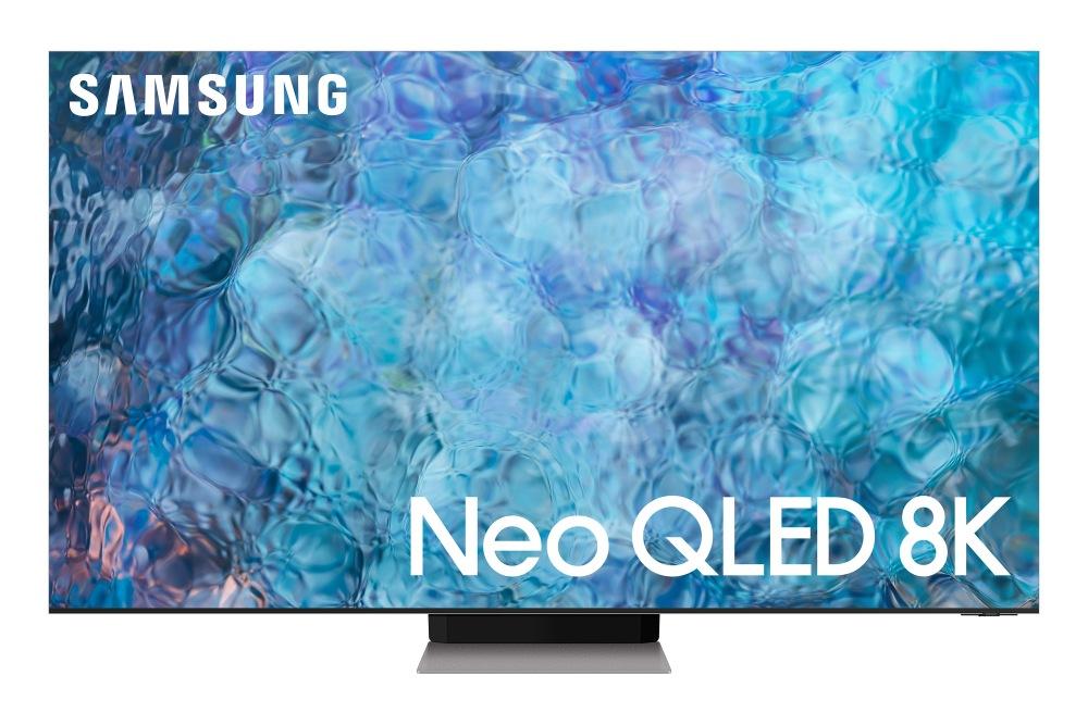Une nouvelle perspective du divertissement visuel grâce au téléviseur Neo QLED étonnamment mince.