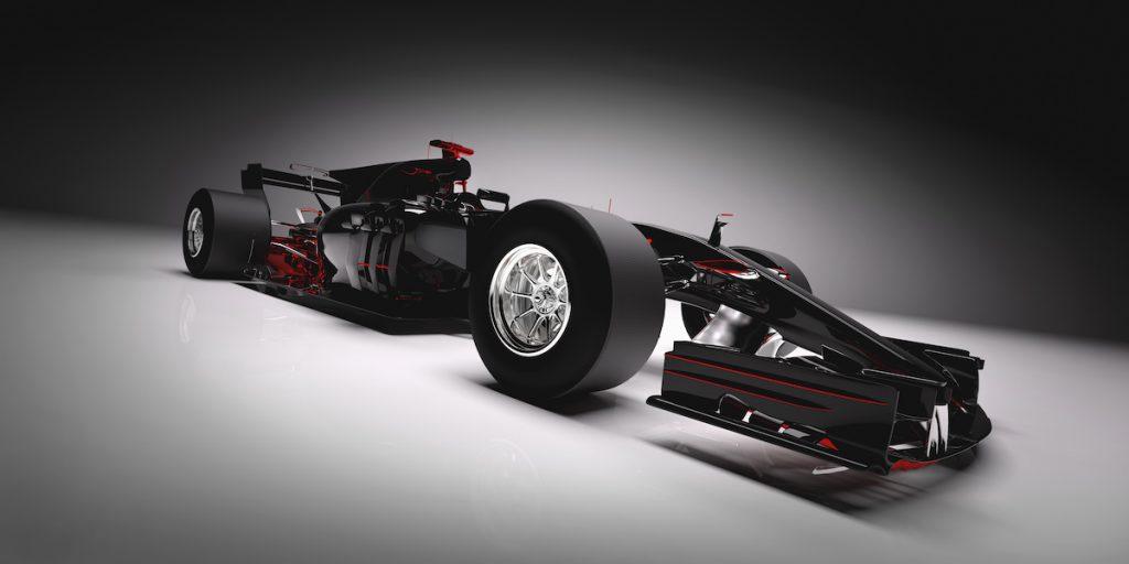 F1 Mercedes-AMG Petronas.