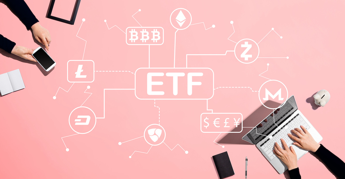 Cryptocurrency Bitcoin ETF