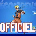 Skins Fortnite saison 8 voit l'arrivée de Naruto ! - E-sport