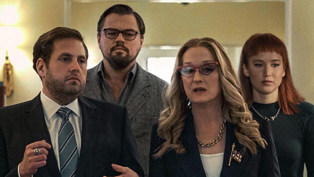 Don't Look Up : Premier aperçu du nouveau film Netflix avec un casting de stars.