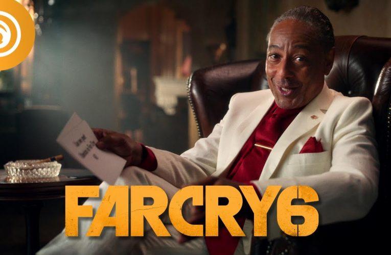 Far Cry 6 – Antón Castillo répond aux lettres des fans dans une vidéo !