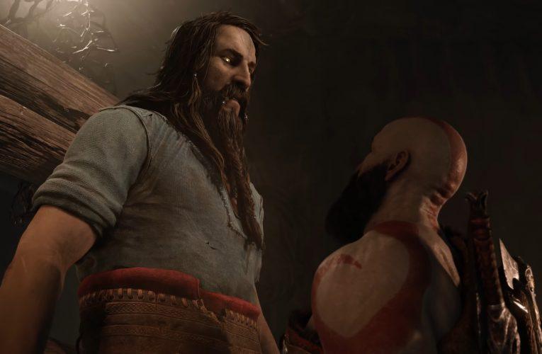 God of War Ragnarok – Tyr est grand, mais Lady Dimitrescu encore plus.
