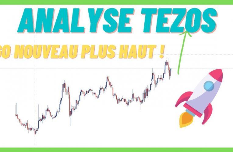 Le NFT et l'immobilier enrichissent la crypto Tezos XTZ !