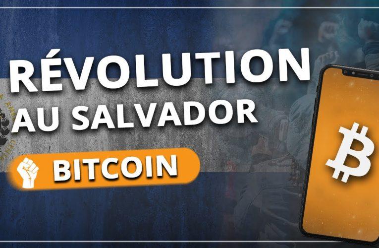 Le bitcoin au Salvador est un succès pourle portefeuille Chivo en BTC !