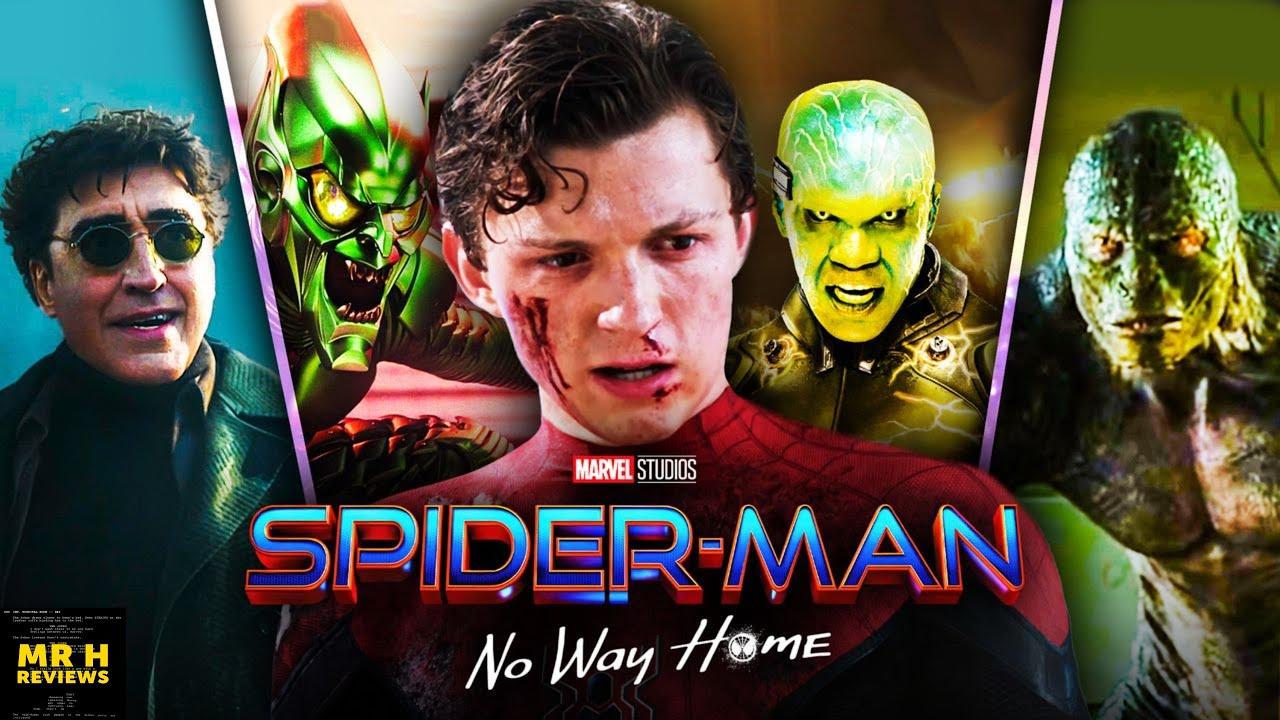 Spider-Man : No Way Home : les Sinistres Six apparaîtront-ils dans le film ?