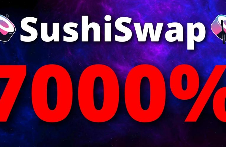 SushiSwap crypto en plein Bull Run !