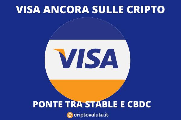 Visa UPC - comment fonctionne la passerelle entre la crypto et la CBDC