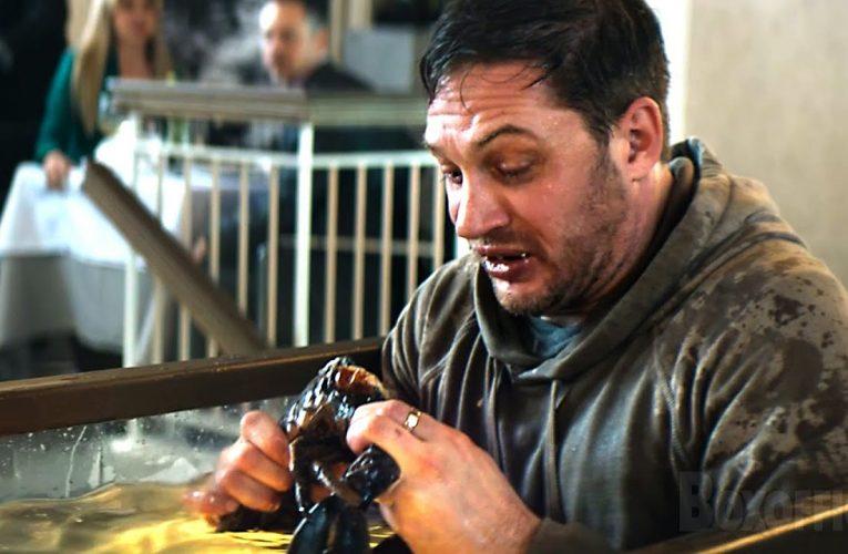 Tom Hardy suggère quelque chose dans Venom du MCU ?