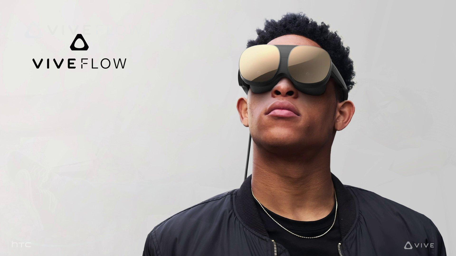 HTC Vive Flow - Les lunettes conçues pour la consommation de vidéos sont sur le point d'arriver