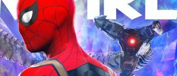 Spider-Man : No Way Home - Spider-Man sur de nouvelles couvertures. Des indices sur les ennemis restants ?