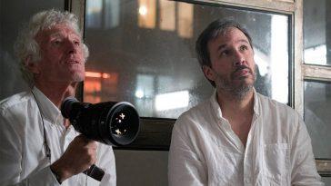 Denis Villeneuve apparaîtra dans Toruń. Le réalisateur de Dune reçoit le prix spécial Camerimage