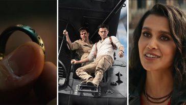 Uncharted - que cache la bande-annonce du film ? Œufs de Pâques, personnages et scènes de jeu