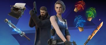 Fortnite : Chris Redfield et Jill Valentine de Resident Evil disponibles