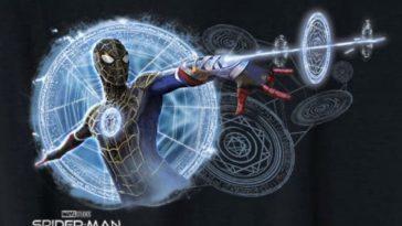 Spider-Man : No Way Home - nouvelles images. Il y a une comparaison avec Avengers : Endgame.