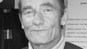 Krzysztof Kiersznowski est décédé. Il avait 70 ans.