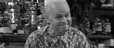 James Michael Tyler est décédé. Gunther de la série télévisée Friends est décédé.