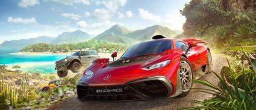 Forza Horizon 5 : l'analyse de Digital Foundry arrive