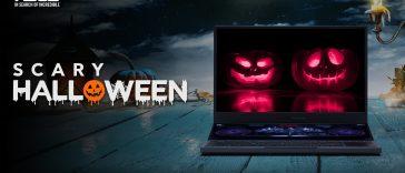 ASUS Scary Halloween : les meilleurs ordinateurs portables à des prix avantageux jusqu'au 2 novembre