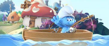 The Smurfs Ocean Cleanup est disponible sur la plateforme Libero Fun
