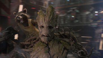 Les Gardiens de la Galaxie - 4 courts métrages devaient être réalisés. James Gunn sur la technologie du Mandalorian
