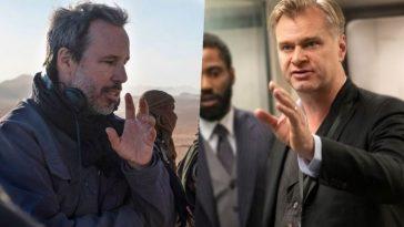 """Denis Villeneuve est en train de gagner un nouveau fan. Le directeur de Tenet fait l'éloge de Dune : """"Je pense que c'est une œuvre extraordinaire""""."""