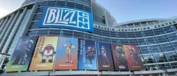 BlizzCon 2022 : événement annulé par Blizzard