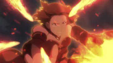 DOTA : Dragon's Blood - Teaser de la saison 2. Beaucoup d'action, de dragons et de feu