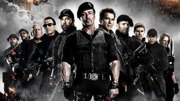 Incassable 4 - La série Raid met en scène le méchant du film.