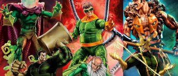 Spider-Man : No Way Home - plus de méchants confirmés. Ils viennent de films d'il y a des années !
