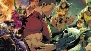 DC brise le quatrième mur dans les comics et promeut la série Peacemaker à venir.
