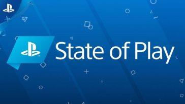 Annonce du PlayStation State of Play, date de l'événement connue
