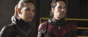 Ant-Man 3 - une photo de plateau montre le nouveau logo du film