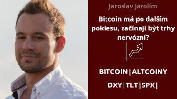 Bitcoin livestream - Le bitcoin connaît un nouvel effondrement, les marchés deviennent-ils nerveux ?