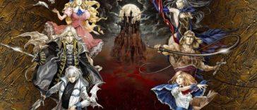 Castlevania Grimoire of Souls : une mise à jour glaciale