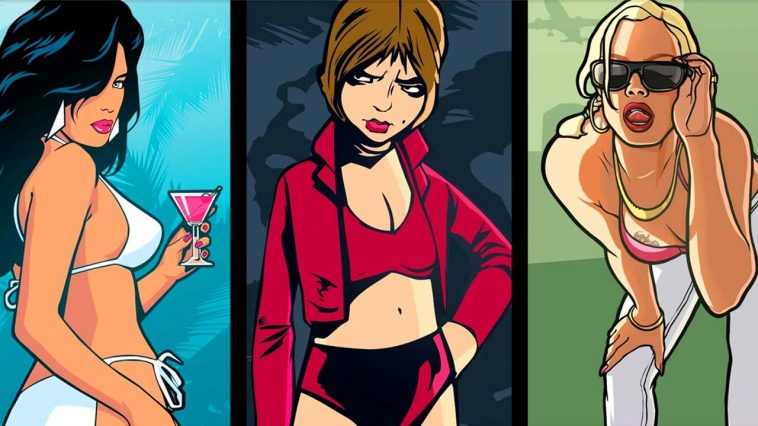 GTA Trilogy The Definitive Edition - grafika
