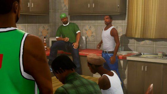 GTA Trilogy The Definitive Edition - zrzut ekranu