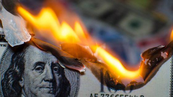 Jack Dorsey, PDG de Twitter, met en garde contre l'hyperinflation qui frappera bientôt les États-Unis et le monde entier.