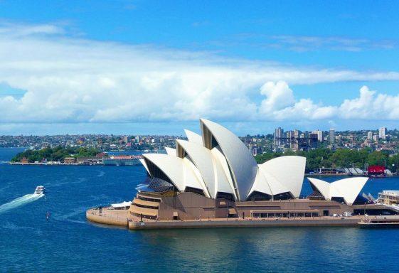 australie sydney opera