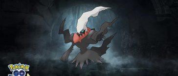 Pokémon Go, comment battre Darkrai dans le raid d'Halloween