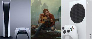 Promotions du jour - bundle PS5, The Last of Us Part II pour 21,49€ et promotions du week-end pour les joueurs