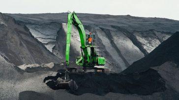 mining green tezba zelena ekologie energie obnovitelne