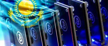 Selon le Kazakhstan, une ferme minière consomme autant d'énergie que 24 000 foyers.